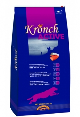 Henne Pet Food Active
